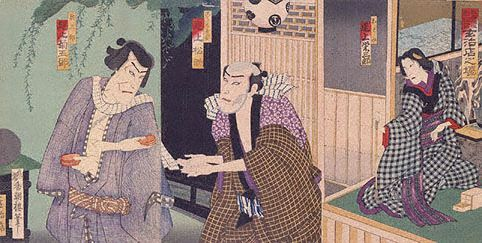 第173話落語「お富与三郎」