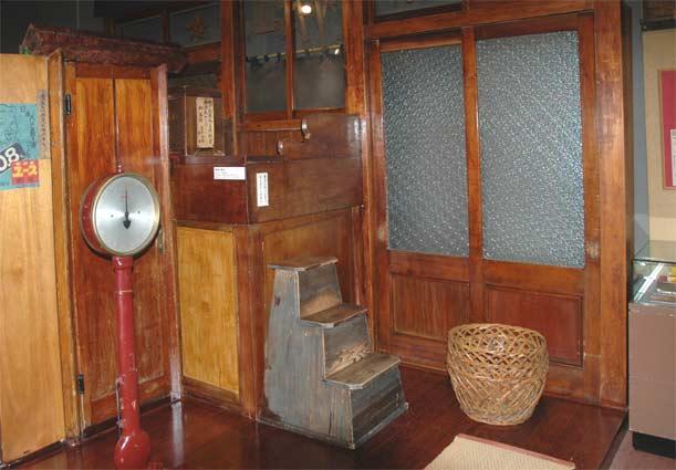 昭和後期の風呂屋の番台。上野 ...